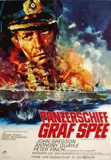 Panzerschiff Graf Spee - Poster