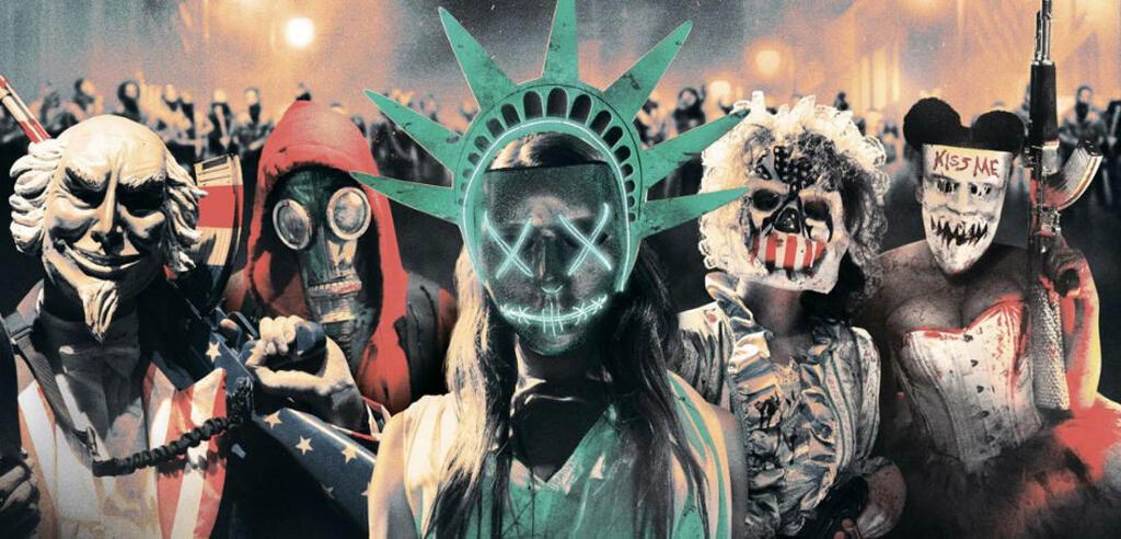 Bild zu Das The Purge-Universum: Wir erklären die Faszination für die Horror-Reihe