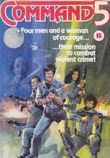 Kommando Nr. 5 - Poster