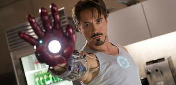 Bild zu:  Robert Downey Jr. in Iron Man
