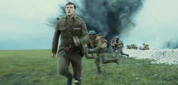 1917: Atemlos rennen wir durch den Kriegsfilm