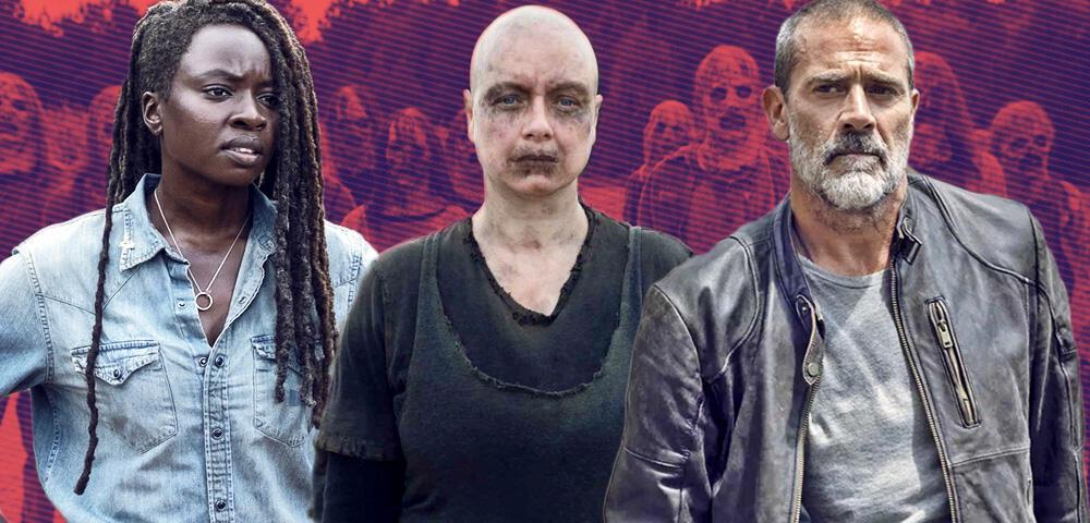 The Walking Dead nimmt Abschied von Michonne: Alles Wichtige zur 10. Staffel