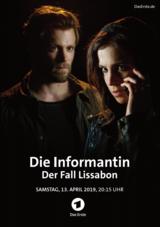 Die Informantin - Der Fall Lissabon - Poster