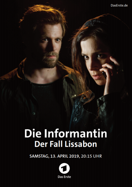 Die Informantin - Der Fall Lissabon mit Aylin Tezel und Ken Duken