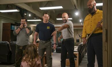 Chaos auf der Feuerwache mit John Leguizamo, John Cena, Keegan-Michael Key und Tyler Mane - Bild 6