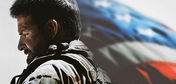 Bild zu:  Hat gut Lachen: Bradley Cooper in American Sniper