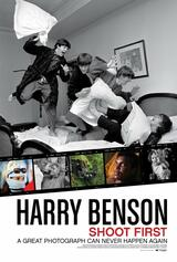 Harry Benson: Shoot First - Poster