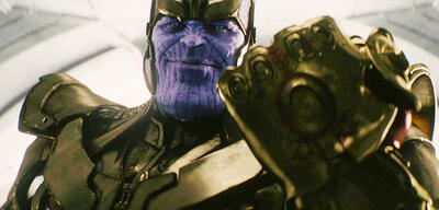 Josh Brolin als Thanos