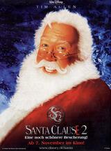 Santa Clause 2 - Eine noch schönere Bescherung - Poster