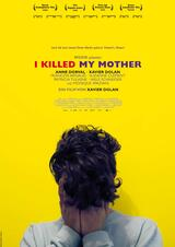 I Killed My Mother - Poster