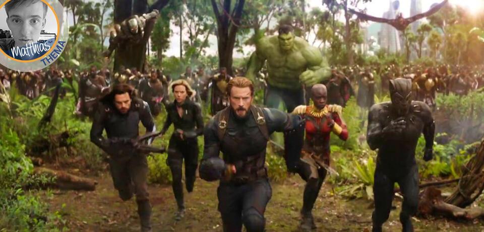 Infinity War Kinostart