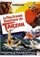 Tarzans größtes Abenteuer
