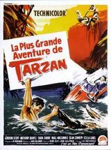 Tarzans größtes Abenteuer - Poster
