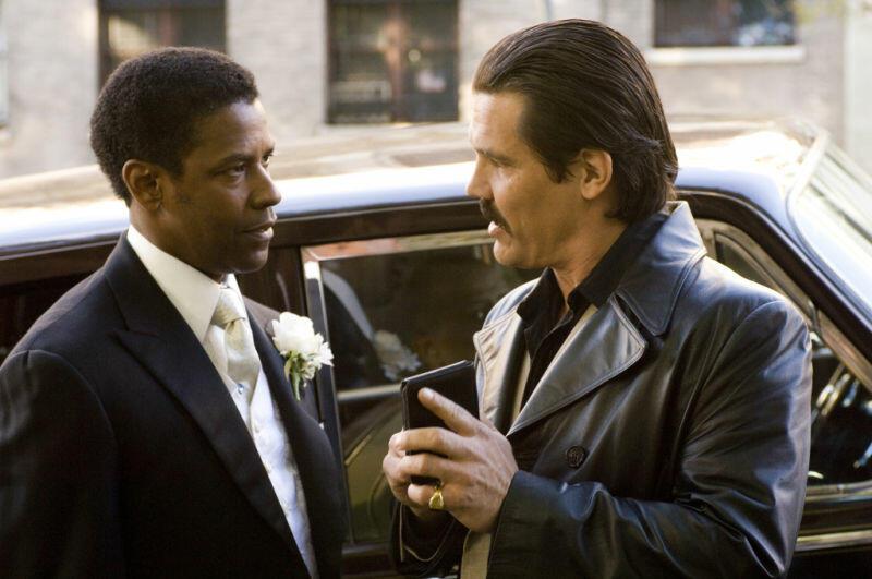 American Gangster mit Denzel Washington