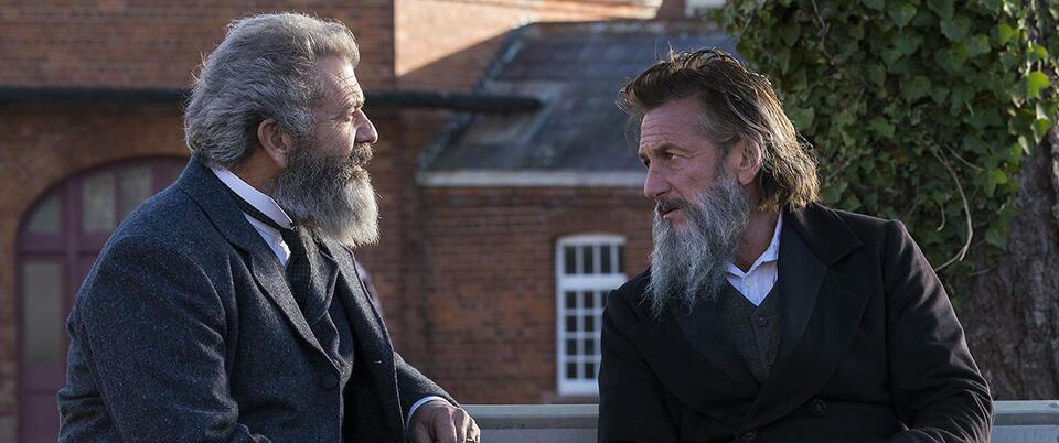 The Professor and the Madman mit Sean Penn und Mel Gibson
