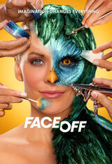 Face Off - Poster