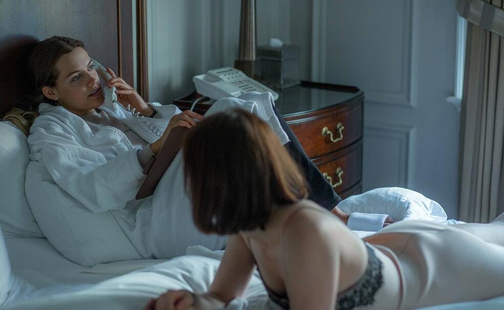 The Girlfriend Experience, Staffel 1 mit Riley Keough und Kate Lyn Sheil