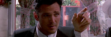 Michael Madsen in Tarantinos Reservoir Dogs