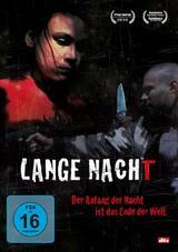 Lange Nacht - Poster
