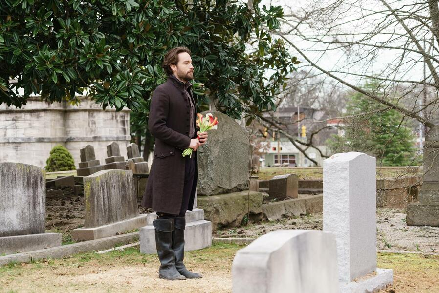 Sleepy Hollow Staffel 3 mit Tom Mison