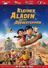 Kleiner Aladin und der Zauberteppich - Poster