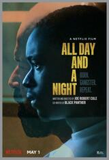 All Day and a Night - Poster