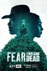 Fear the Walking Dead - Staffel 6 - Poster