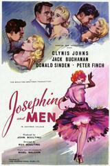 Josephine und die Männer - Poster