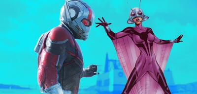Ant-Man und Stinger