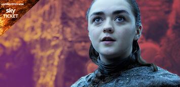 Bild zu:  Maisie Williams als Arya in Game of Thrones