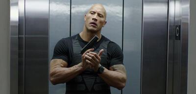 "Dwayne ""The Rock"" Johnson inCentral Intelligence"