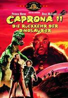 Caprona II - Die Rückkehr der Dinosaurier