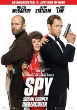 Spy - Susan Cooper Undercover - Poster