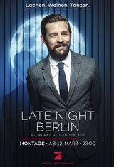 Late Night Berlin - Poster