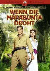 Der nackte Dschungel - Wenn die Marabunta droht - Poster