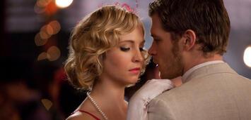Bild zu:  Klaus und Caroline könnten sich in The Originals wieder näher kommen
