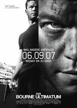 Das Bourne Ultimatum Poster
