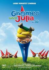 Gnomeo und Julia - Poster