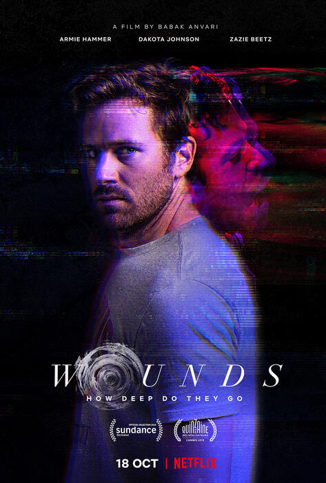 Wounds mit Armie Hammer