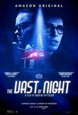 Die Weite der Nacht - Poster