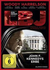 LBJ - John F. Kennedys Erbe - Poster