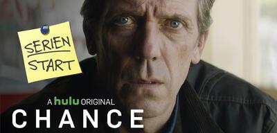 Chance startet heute auf Hulu mit Hugh Laurie in der Hauptrolle