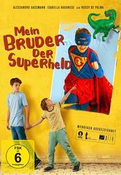 Mein Bruder, der Superheld Poster