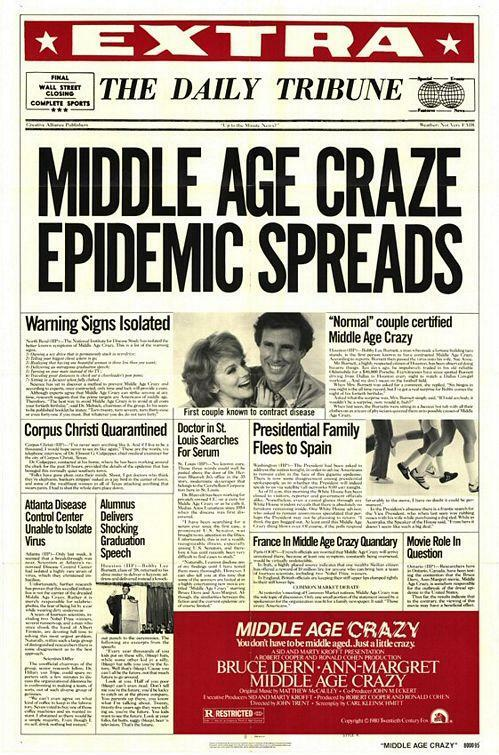 Middle Age Crazy