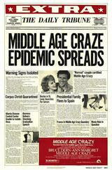 Middle Age Crazy - Poster