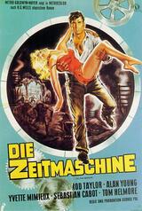 Die Zeitmaschine - Poster