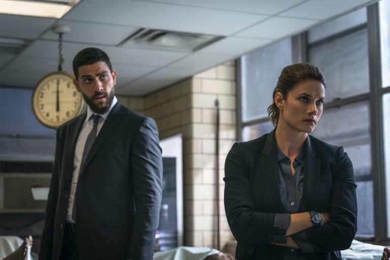 FBI: Special Crime Unit - Staffel 1