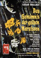 Das Geheimnis der gelben Narzissen - Poster