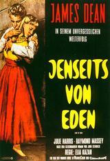 Jenseits von Eden - Poster