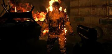 Jack Baker in Resident Evil VII